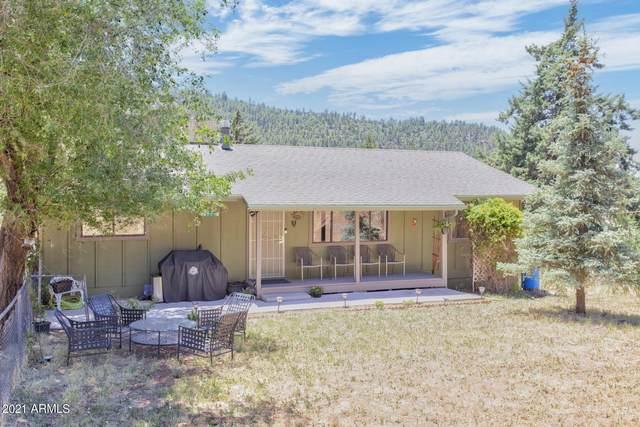 9571 W Fossil Creek Road, Strawberry, AZ 85544 (MLS #6251887) :: The Helping Hands Team