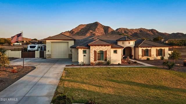 5519 W Sand Court, Queen Creek, AZ 85142 (MLS #6251890) :: Arizona 1 Real Estate Team