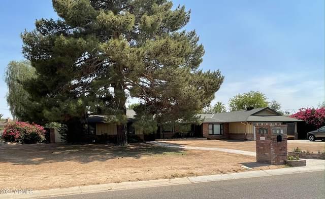 6831 E Vista Drive, Paradise Valley, AZ 85253 (MLS #6251897) :: The Daniel Montez Real Estate Group