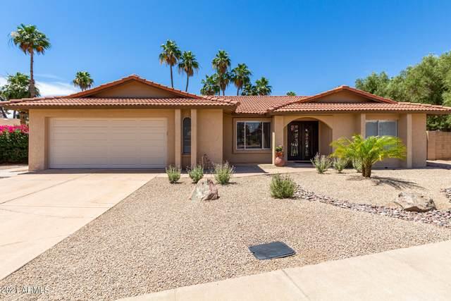 8660 E Via De La Gente, Scottsdale, AZ 85258 (MLS #6251901) :: Long Realty West Valley