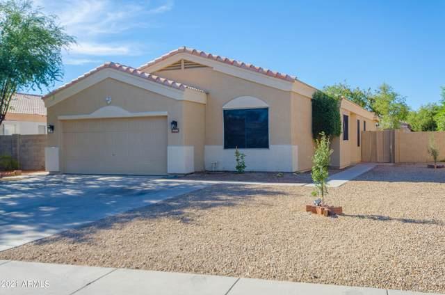 8724 W Bobby Lopez Drive, Tolleson, AZ 85353 (MLS #6251904) :: Yost Realty Group at RE/MAX Casa Grande