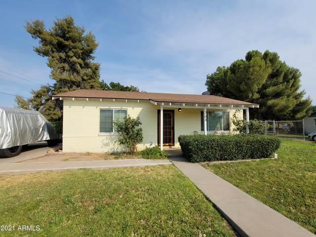 203 4th Avenue W, Buckeye, AZ 85326 (MLS #6251911) :: Klaus Team Real Estate Solutions