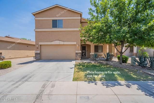 1679 E Renegade Trail, San Tan Valley, AZ 85143 (MLS #6251915) :: Yost Realty Group at RE/MAX Casa Grande