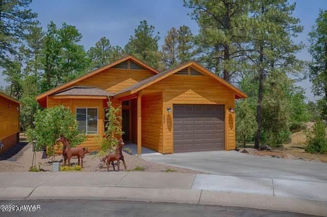 2520 W Waters Edge Lane, Lakeside, AZ 85929 (#6251921) :: Long Realty Company