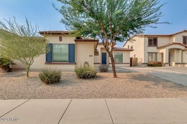 8782 W Desert Trail, Peoria, AZ 85381 (MLS #6251939) :: Lucido Agency