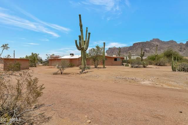 5066 E Shiprock Street, Apache Junction, AZ 85119 (MLS #6251953) :: Walters Realty Group