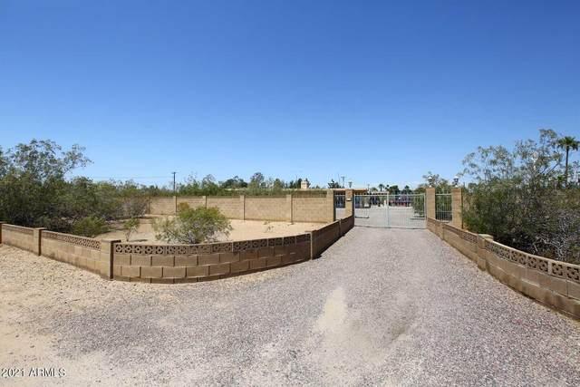 7126 E Paradise Drive, Scottsdale, AZ 85254 (MLS #6251959) :: Elite Home Advisors