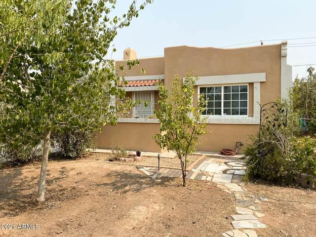 1537 W Fillmore Street, Phoenix, AZ 85007 (MLS #6251966) :: The Laughton Team