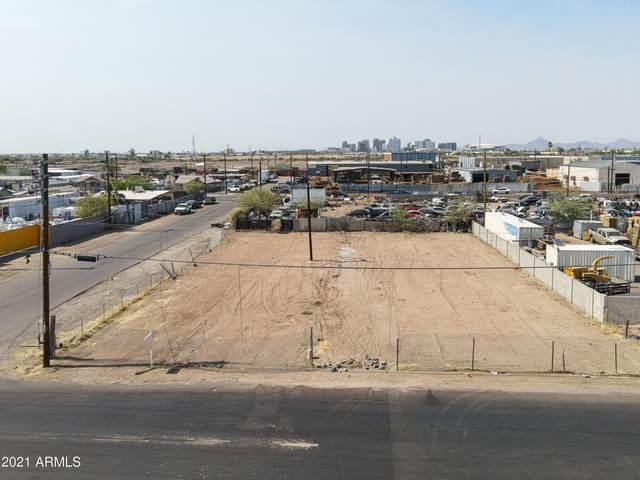 44 & 46 W Elwood Street, Phoenix, AZ 85041 (MLS #6251971) :: Yost Realty Group at RE/MAX Casa Grande