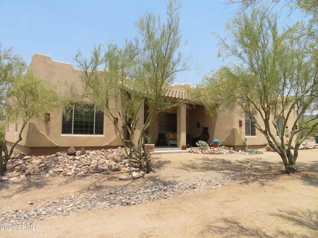 44815 N 18TH Street, New River, AZ 85087 (MLS #6251988) :: Executive Realty Advisors