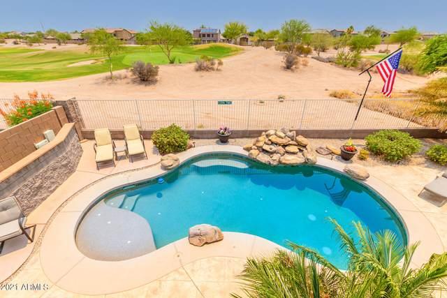 22337 N Van Loo Drive, Maricopa, AZ 85138 (MLS #6251995) :: Balboa Realty