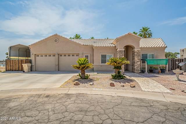 15778 S Maui Circle, Arizona City, AZ 85123 (MLS #6252006) :: CANAM Realty Group
