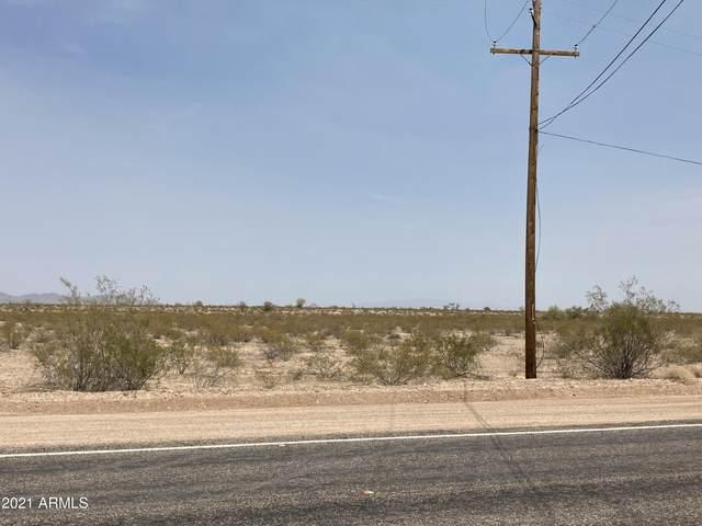 0 N 355th Avenue, Tonopah, AZ 85354 (MLS #6252017) :: Yost Realty Group at RE/MAX Casa Grande