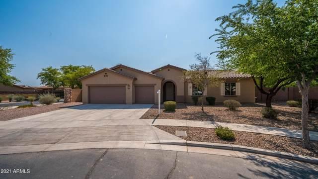 5907 S 56TH Drive, Laveen, AZ 85339 (MLS #6252020) :: Yost Realty Group at RE/MAX Casa Grande