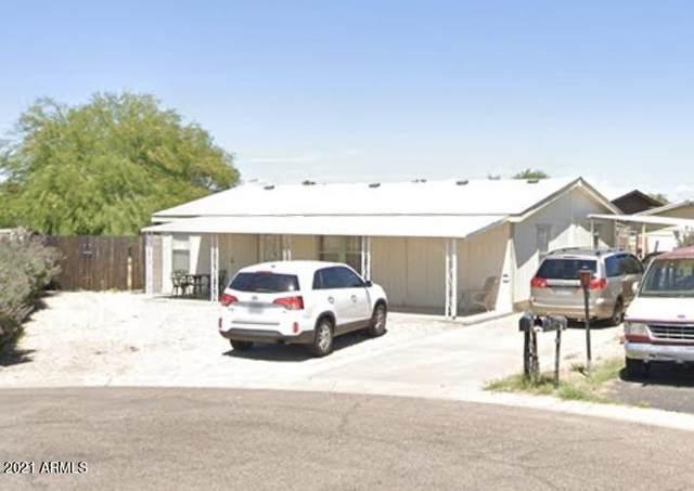 2622 E Morrow Drive, Phoenix, AZ 85050 (MLS #6252026) :: Yost Realty Group at RE/MAX Casa Grande