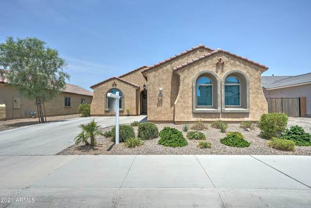 25952 W Tonto Lane, Buckeye, AZ 85396 (MLS #6252027) :: The Daniel Montez Real Estate Group