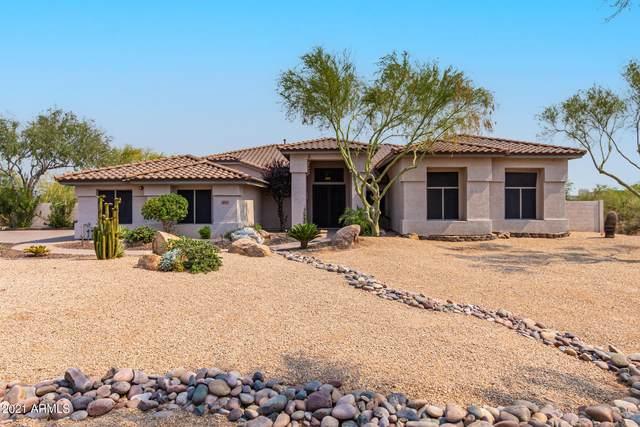 8029 E Parkview Lane, Scottsdale, AZ 85255 (MLS #6252031) :: The Helping Hands Team