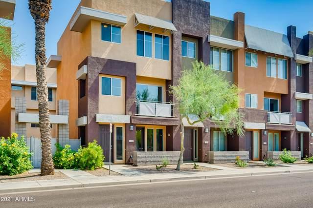 6745 N 93RD Avenue #1128, Glendale, AZ 85305 (MLS #6252051) :: Midland Real Estate Alliance