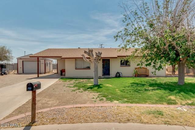 1301 W Rose Place, Casa Grande, AZ 85122 (MLS #6252057) :: CANAM Realty Group