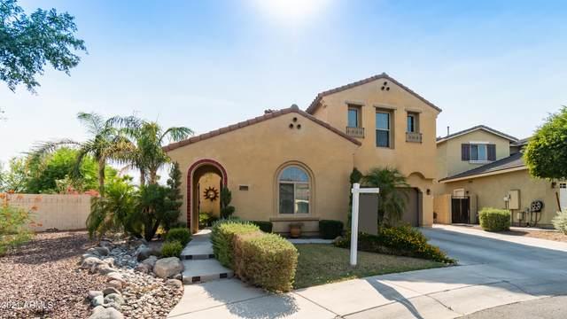 25050 N 47TH Lane, Phoenix, AZ 85083 (MLS #6252061) :: CANAM Realty Group