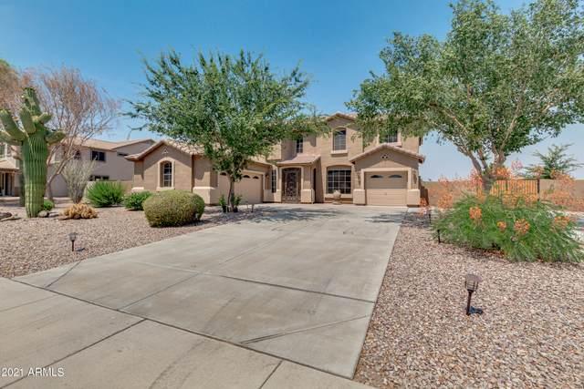 31951 N Caspian Way, San Tan Valley, AZ 85143 (MLS #6252070) :: Yost Realty Group at RE/MAX Casa Grande