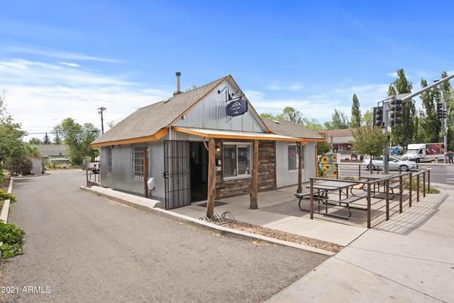 218 S San Francisco Street, Flagstaff, AZ 86001 (MLS #6252073) :: Dave Fernandez Team | HomeSmart
