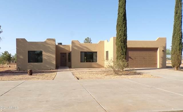 188 W Ivey Road, Huachuca City, AZ 85616 (MLS #6252083) :: Synergy Real Estate Partners