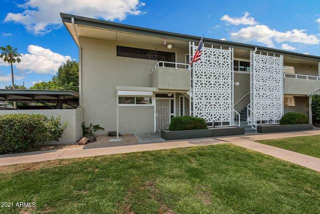 6124 N 12TH Place #5, Phoenix, AZ 85014 (MLS #6252100) :: Yost Realty Group at RE/MAX Casa Grande