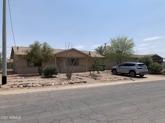 8995 W Pineveta Drive, Arizona City, AZ 85123 (MLS #6252107) :: Long Realty West Valley