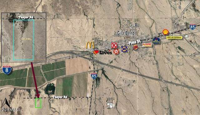 0 W Thayer Road, Gila Bend, AZ 85337 (MLS #6252120) :: Keller Williams Realty Phoenix