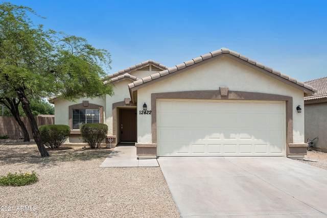 12422 W Pershing Street, El Mirage, AZ 85335 (MLS #6252129) :: Yost Realty Group at RE/MAX Casa Grande