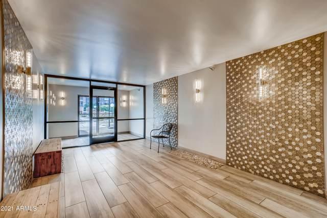 7850 E Camelback Road #308, Scottsdale, AZ 85251 (MLS #6252130) :: Midland Real Estate Alliance