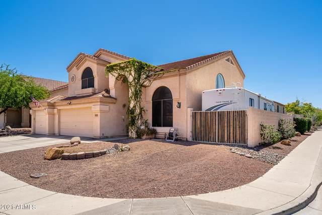 19850 N 21st Street, Phoenix, AZ 85024 (MLS #6252132) :: Arizona Home Group