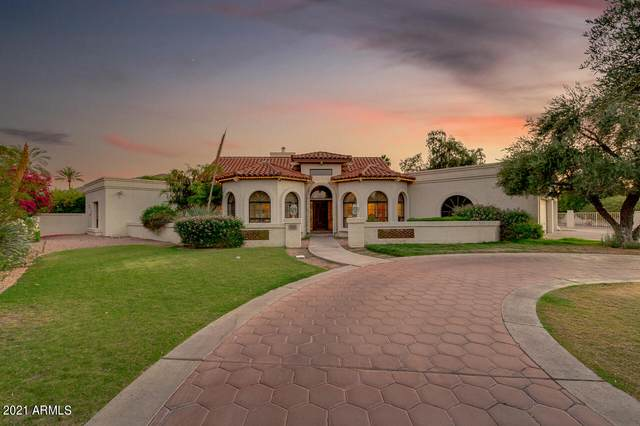 6211 E Huntress Drive, Paradise Valley, AZ 85253 (MLS #6252135) :: My Home Group