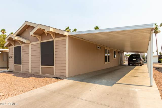 500 N 67TH Avenue #13, Phoenix, AZ 85043 (MLS #6252141) :: ASAP Realty