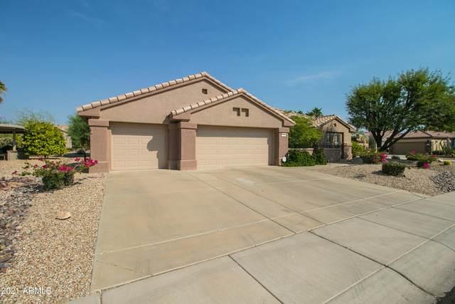 20590 N Saratoga Way, Surprise, AZ 85374 (MLS #6252150) :: Executive Realty Advisors