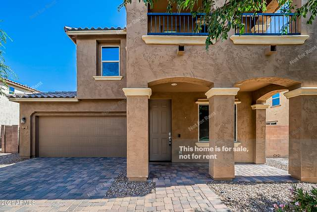 1149 E Sourwood Drive, Gilbert, AZ 85298 (MLS #6252161) :: Klaus Team Real Estate Solutions