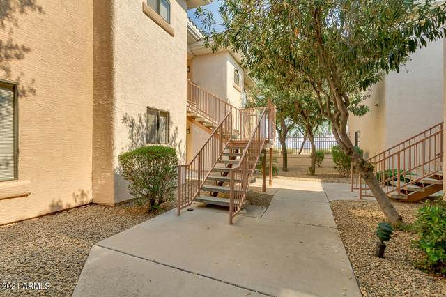 10030 W Indian School Road #218, Phoenix, AZ 85037 (MLS #6252164) :: Yost Realty Group at RE/MAX Casa Grande
