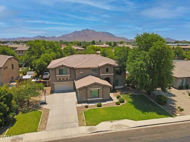 4189 E Lafayette Avenue, Gilbert, AZ 85298 (MLS #6252165) :: Midland Real Estate Alliance