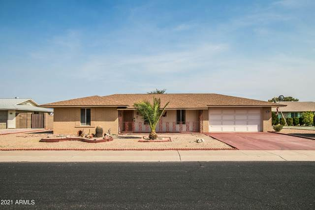 11069 W Pleasant Valley Road, Sun City, AZ 85351 (MLS #6252167) :: Openshaw Real Estate Group in partnership with The Jesse Herfel Real Estate Group