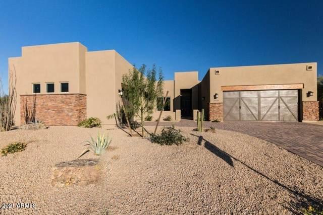 15035 E Upper Ridge Lane, Mayer, AZ 86333 (MLS #6252180) :: Yost Realty Group at RE/MAX Casa Grande