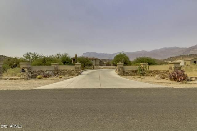 9780 E Baseline Avenue, Gold Canyon, AZ 85118 (MLS #6252183) :: Dave Fernandez Team | HomeSmart