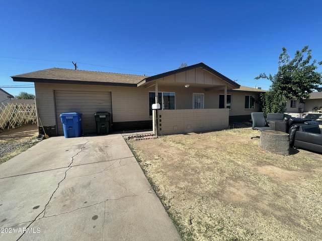 6727 W Camelback Road, Phoenix, AZ 85033 (MLS #6252185) :: Yost Realty Group at RE/MAX Casa Grande