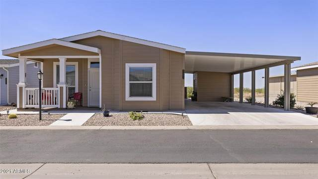 3301 S Goldfield Road #6059, Apache Junction, AZ 85119 (MLS #6252198) :: Arizona Home Group