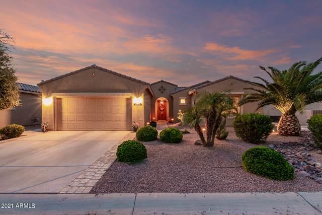 41960 W Solitare Drive, Maricopa, AZ 85138 (MLS #6252199) :: The Laughton Team