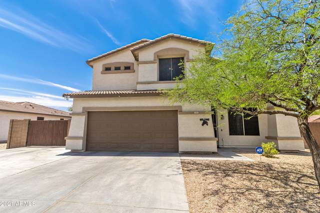 1341 E 11th Street, Casa Grande, AZ 85122 (MLS #6252203) :: The Laughton Team