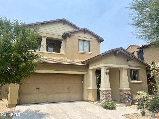 21622 N 38TH Way, Phoenix, AZ 85050 (MLS #6252205) :: Arizona Home Group