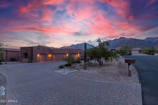 7347 E Summer Shade Court, Tucson, AZ 85750 (MLS #6252212) :: Yost Realty Group at RE/MAX Casa Grande