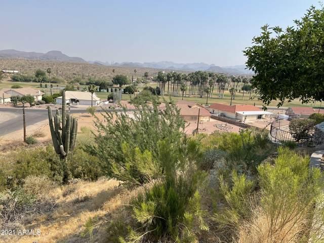 0 E Queen Creek Drive, Queen Valley, AZ 85118 (MLS #6252218) :: Elite Home Advisors