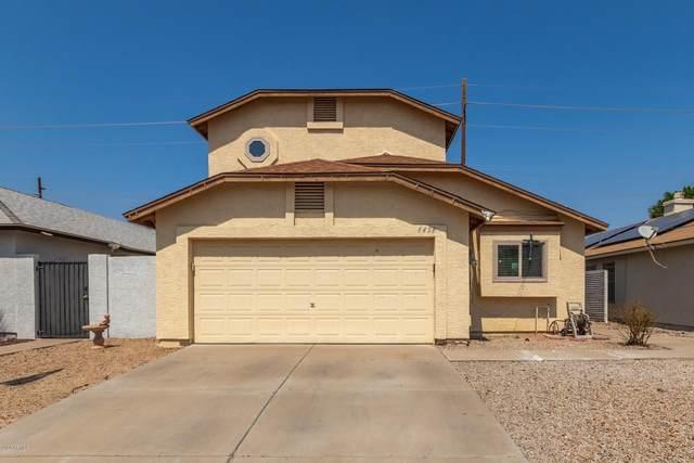 6408 W Puget Avenue, Glendale, AZ 85302 (MLS #6252230) :: The Laughton Team